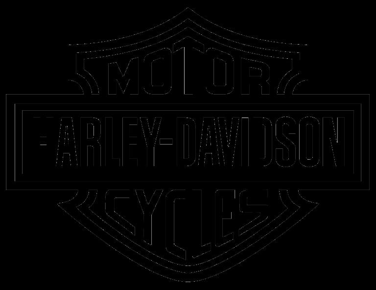 Harley-Davidson-Logo-Black-and-White